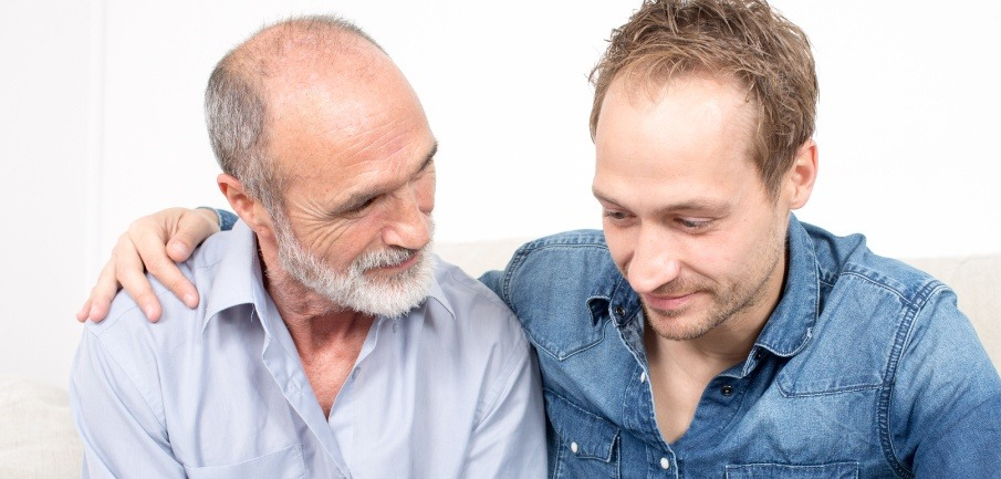 Alopecia hereditaria
