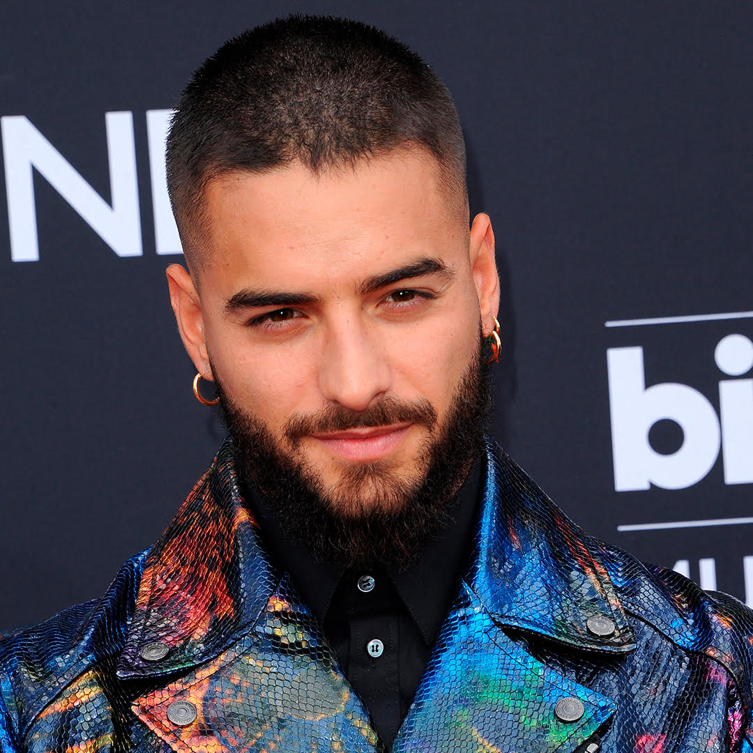 Maluma at the 2019 Billboard Music Awards