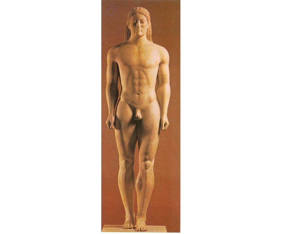 masculinidad a través del arte