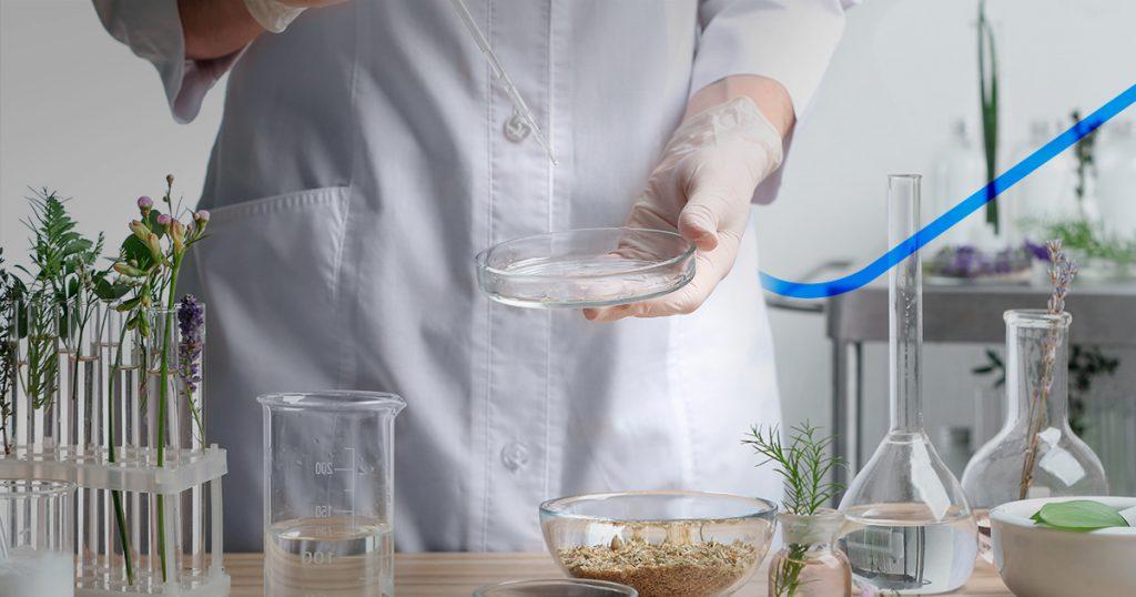 productos dermatológicos con activos etnobotánicos