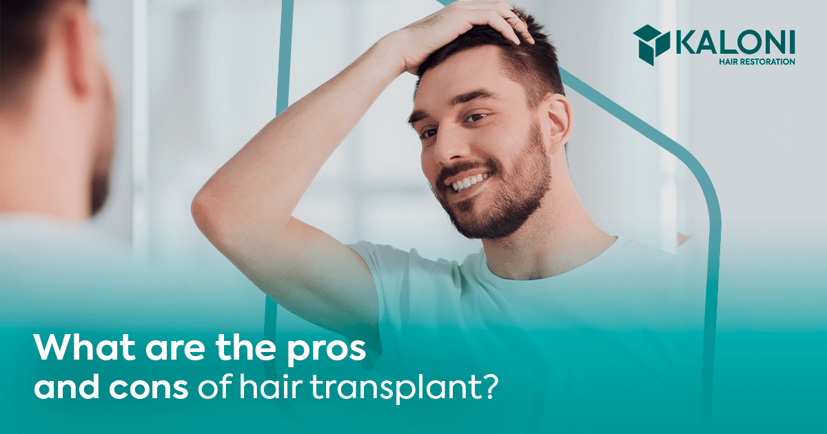 pros and cons hair transplant cover
