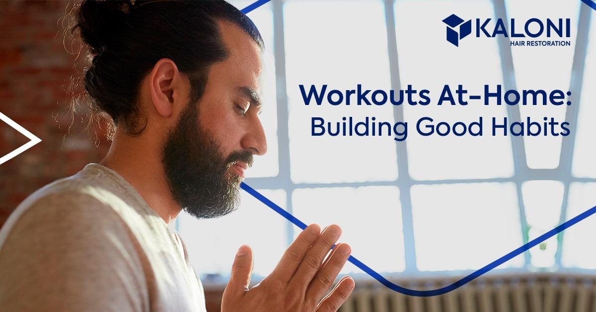 workouts at home good habits