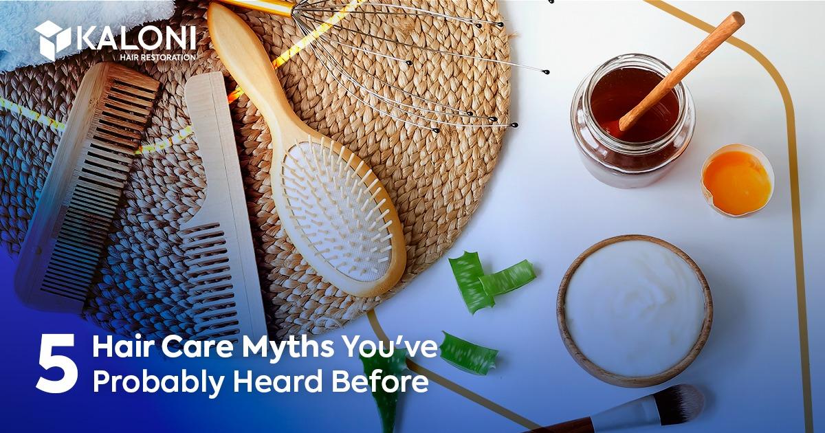 myths-about-hair-care